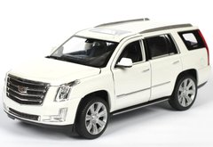 Welly Cadillac Escalade 2017 1:27 белая