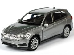 Welly BMW X5 (F15) 2013 серый