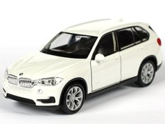 Welly BMW X5 (F15) 2013 белый