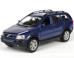 Welly Volvo XC90 1:32 синий