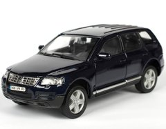 Welly Volkswagen Touareg 1:31 синий