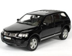 Welly Volkswagen Touareg 1:31 черный