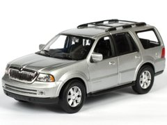Welly Lincoln Navigator 2005 1:35 серый